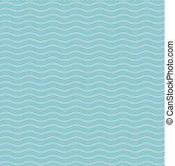 Blue texture, seamless vector illustration.