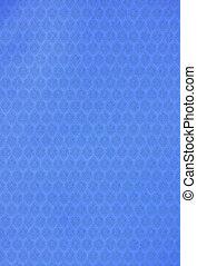Blue Thai patterns paper