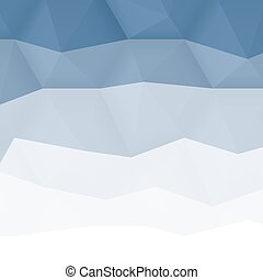 Blue Trendy Background