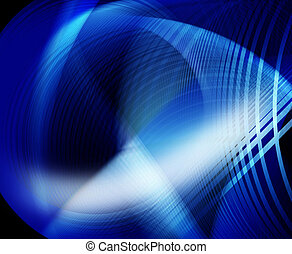 blue ultrasound abstract - abstract background in different ...