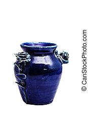 vase on a white background.