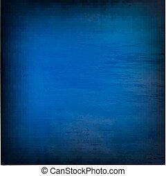 Blue Vintage Texture