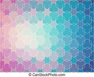 blue violet gradient pattern. vector background