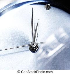 Blue watch.