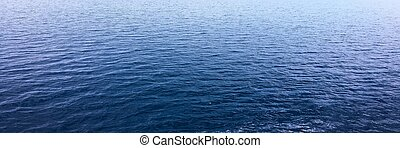 Blue water texture. Blue water sea for background.