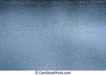Blue Water Wave background texture