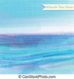 Blue watercolor pattern