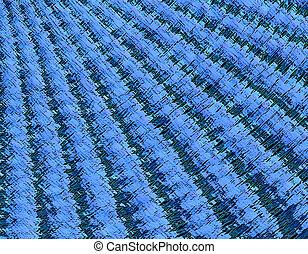 Blue Wave Vibrations