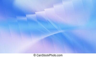 Blue Wavy Motion Background