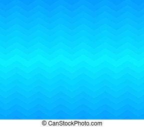 Blue Wavy Texture