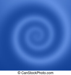 blue whirlpool background