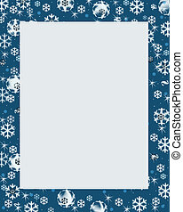 Winter Border Clipart And Stock Illustrations 29625