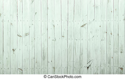 Blue wood background. Close-up view of old wood wall colored in blue.