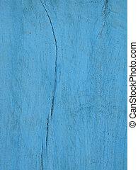 blue wood close-up