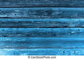 blue wood texture