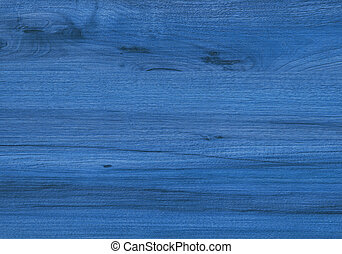 blue wooden planks, wood texture background