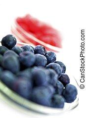 blueberry, 과일