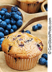 Blueberry Muffins - Delicious homemade blueberry muffins ...
