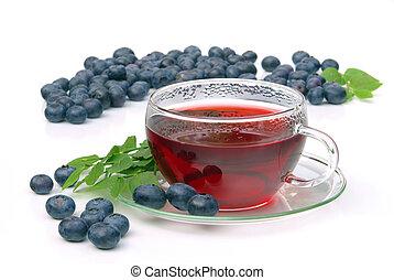blueberry tea 16