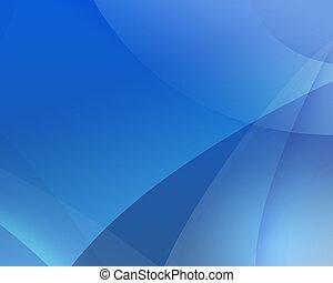 bluecolor, 背景, 抽象的