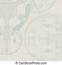 Architectural blueprint background vector architectural white blueprint architectural background malvernweather