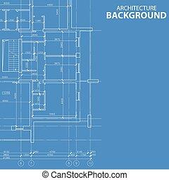 Blueprint architecture model