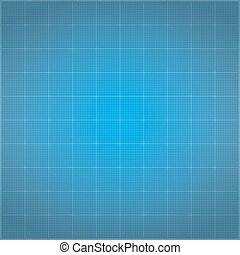 Blueprint Background - Blueprint background, vector eps10...