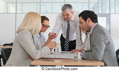 Blueprint development - Mature leader explaining why the...
