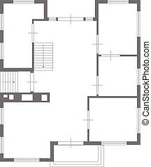 blueprint house 01