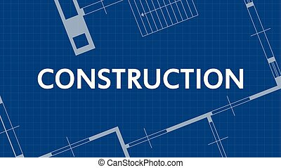 Illustration of blueprint of building with pencil vectors blueprint of building malvernweather Choice Image