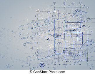 Blueprint overlay