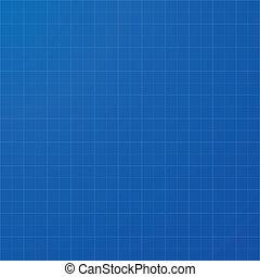 blueprint pattern - detailed illustration of a blueprint...