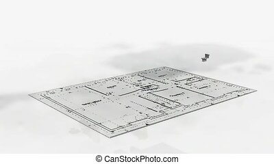 Blueprint to home