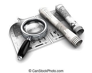 blueprints analyzing