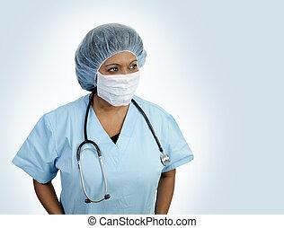 blues, chirurgisch
