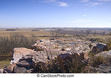 Bluffs and Beyond at Blue Mounds State Park
