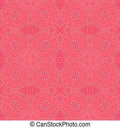 blumen-, abstrakt, pattern., seamless