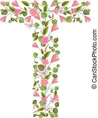 rosa romantische fruehjahr flowers lassen alphabet blumen schriftart rosa. Black Bedroom Furniture Sets. Home Design Ideas