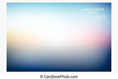 blur background. - colorful blurred background, vector...