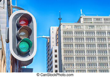 in south africa  traffic light