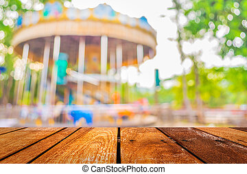 blur theme park