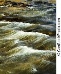 blur wild river
