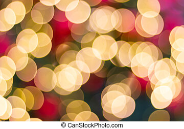 blurred abstract bokeh background for Decorations for Festivities