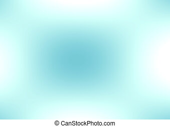 Blurred abstract colorful background in blue tones