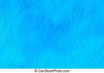 blurred blue light trails