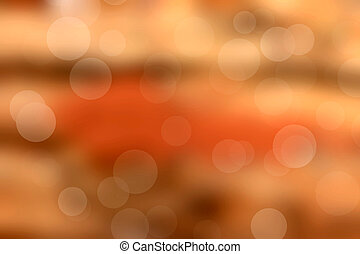 blurred brown wood background