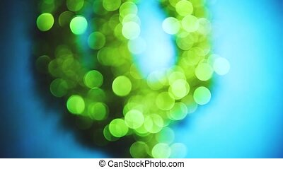 Blurred lifestyle green blue bokeh background sunlight saver wallpaper texture the wallpaper. light screensaver for your website