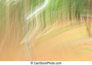 blurred light trails background