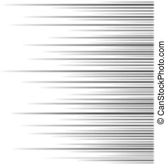 blurred speed lines background - illustration for the web