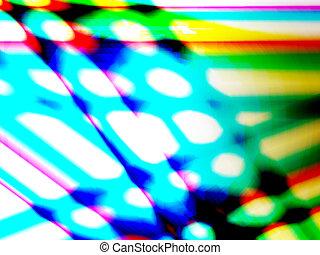 blurred stripes, vector